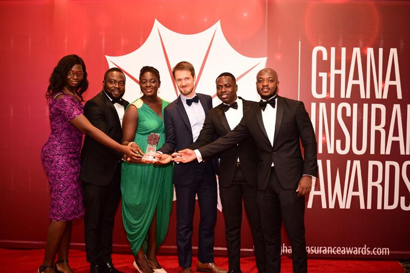 BIMA Ghana scoops Mobile Insurance Leadership Award 2019