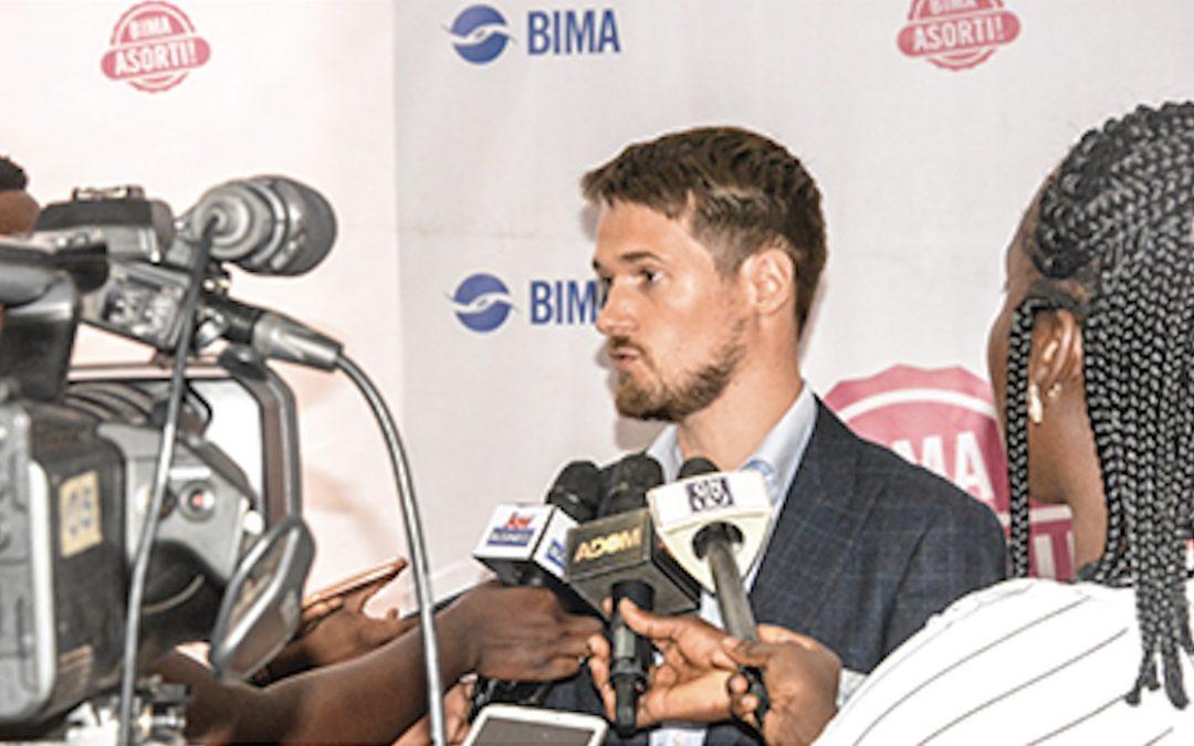 BIMA GHANA DISRUPTS THE INSURANCE INDUSTRY