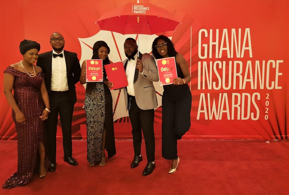 BIMA WIN AT THE GHANA INSURANCE AWARD 2020