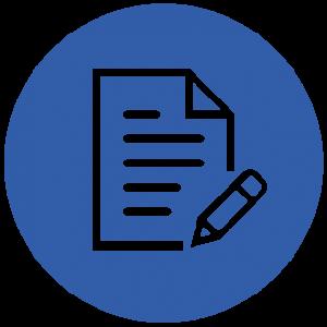 pen paper icon